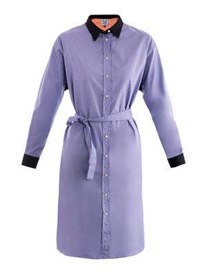 Kansas Oxford shirt dress