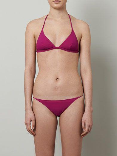 Tomas Maier Triangle bikini