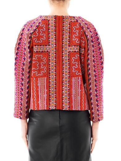 Thu Thu Sapa embroidered sweater
