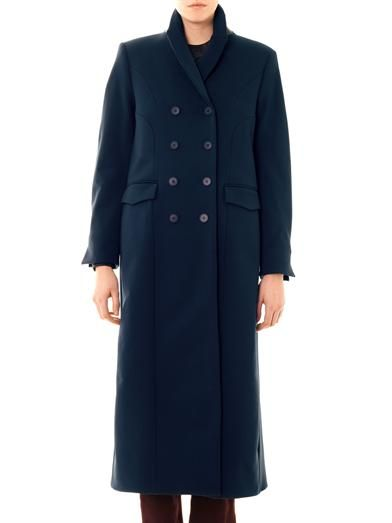 Trager Delaney Prawney tailored coat