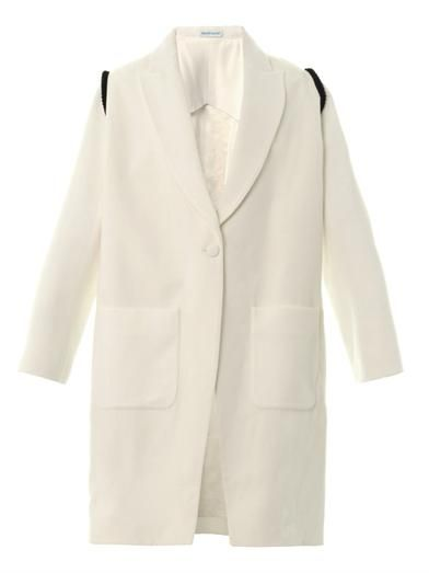 Trager Delaney Patty wool coat