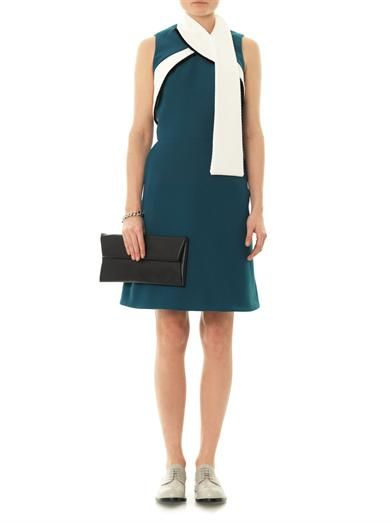 Trager Delaney Kimmay scarf dress