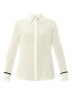 Manchago silk shirt