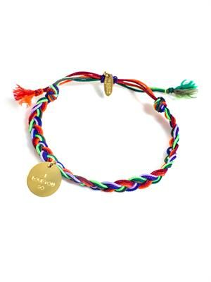 Rebel Rebel friendship bracelet
