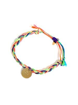 We Can Be Heroes friendship bracelet
