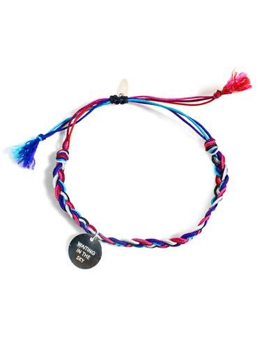 La Môme Bijou There's a Starman friendship bracelet