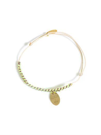 La Môme Bijou Should I Stay or Should I Go friendship bracelet