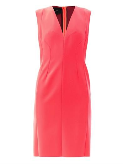 Cédric Charlier Seam detail dress
