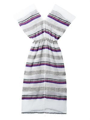Rucha Patio striped dress