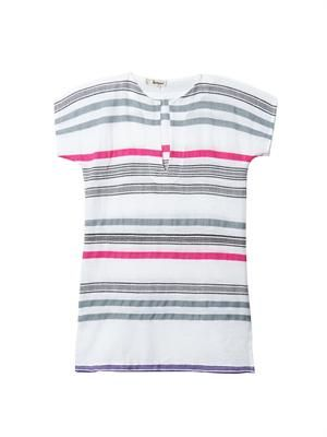 Tara striped tunic