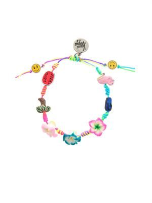 Lei'd Back friendship bracelet