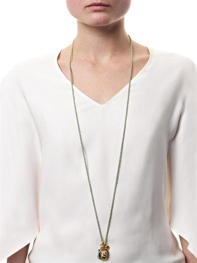 Venessa Arizaga Beach Break necklace