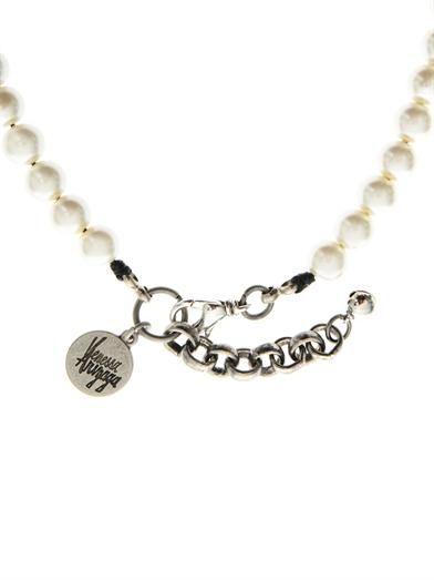 Venessa Arizaga Lei Lady Lei necklace