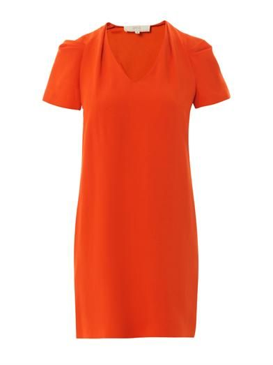 Vanessa Bruno Athé Crepe satin dress