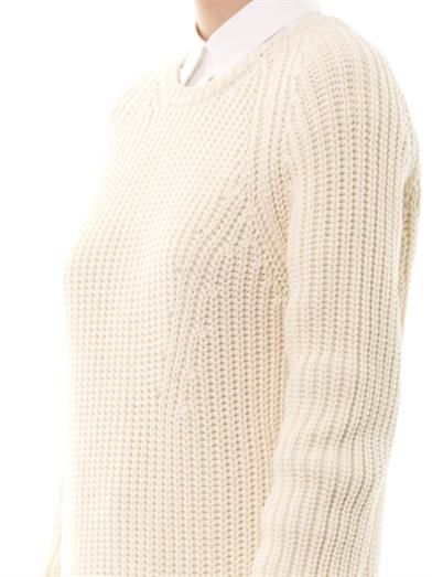 Vanessa Bruno Athé Chunky knit sweater dress