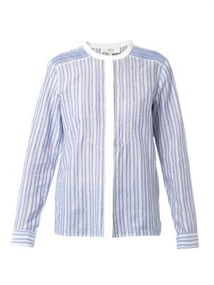 Belina striped shirt