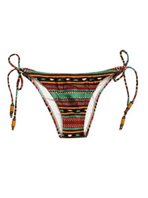 Sahara tribal bikini briefs