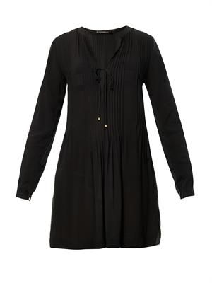 Catarina pleated tunic