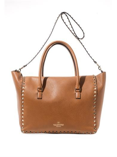 Valentino Rockstud shopper bag