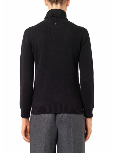 Valentino Roll-neck cashmere sweater