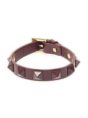 Punk Couture studded bracelet