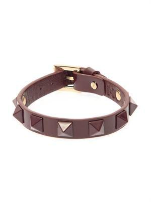 Punk Couture studded bracelet
