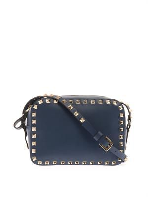 The Rockstud cross-body bag