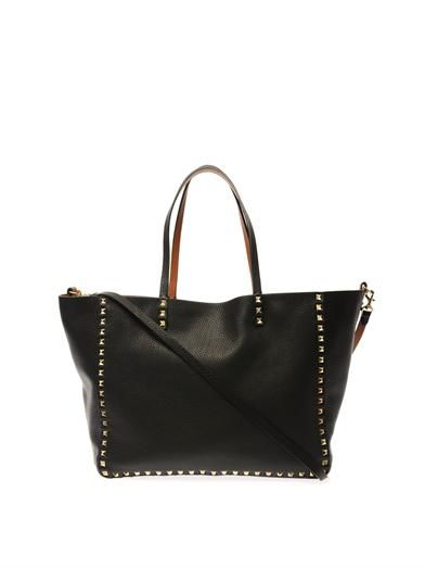 Valentino Rockstud Double reversible tote