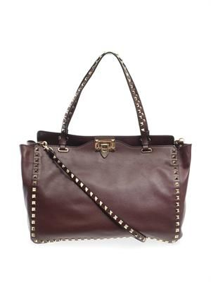 The Rockstud medium tote