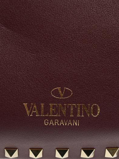 Valentino The Rockstud medium tote