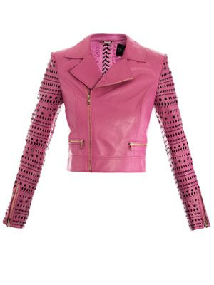 Memphis leather biker jacket