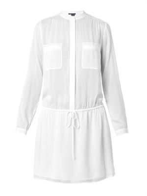 Voile tunic-dress