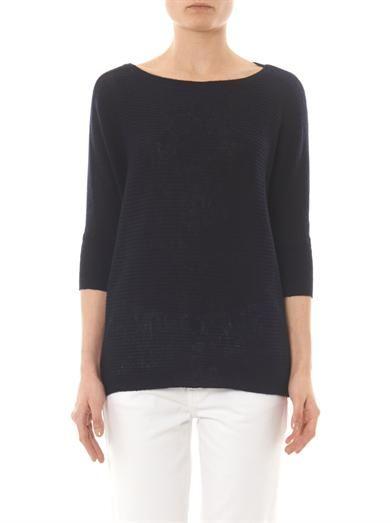 Vince Popover cashmere sweater