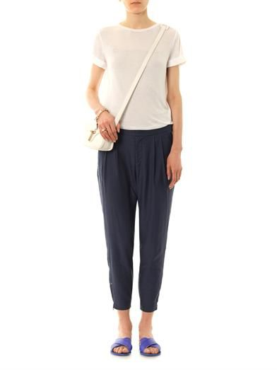 Vince Lightweight tailored trousers