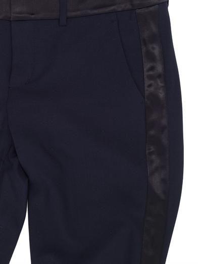 Vince Tuxedo wool trousers