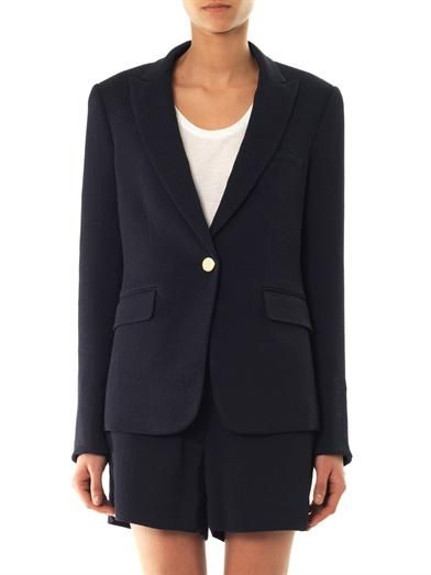 Veronica Beard The Strong Shoulder jacket