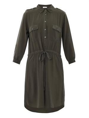 Justine shirt dress