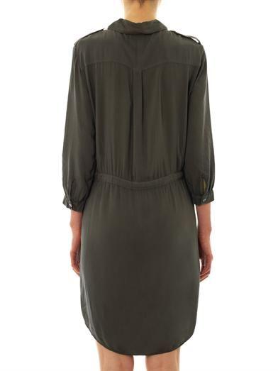 Velvet by Graham & Spencer Justine shirt dress
