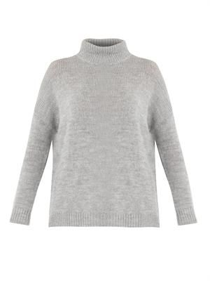 Jena roll-neck sweater