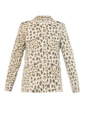 X Lily Aldridge Aziya jacket