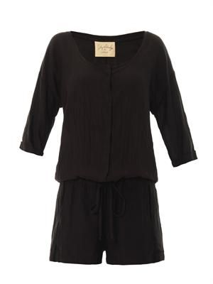 X Lily Aldridge Tracey playsuit