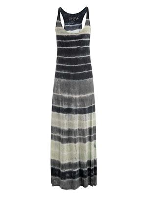 Laura tie-dye maxi dress