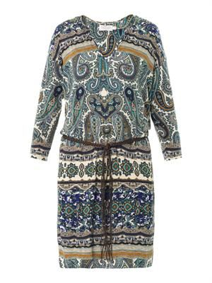 Althe paisley-print jersey dress