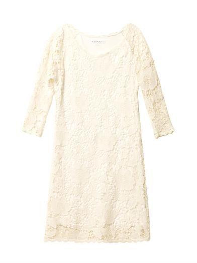 Velvet by Graham & Spencer Leslea crochet dress