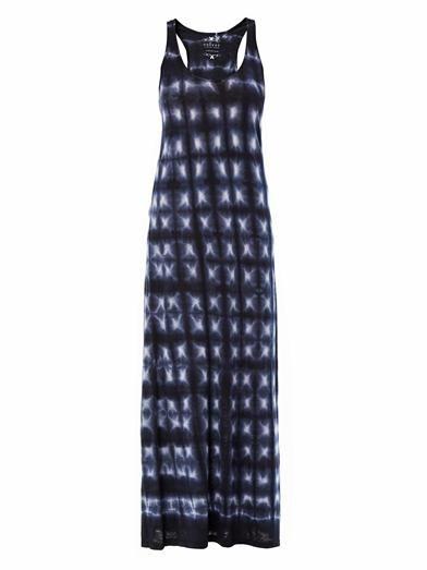 Velvet by Graham & Spencer Tie-dye maxi dress