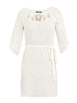 Audrina cotton dress