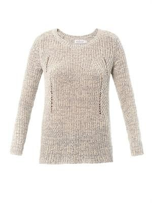 Tatiana loose knit sweater