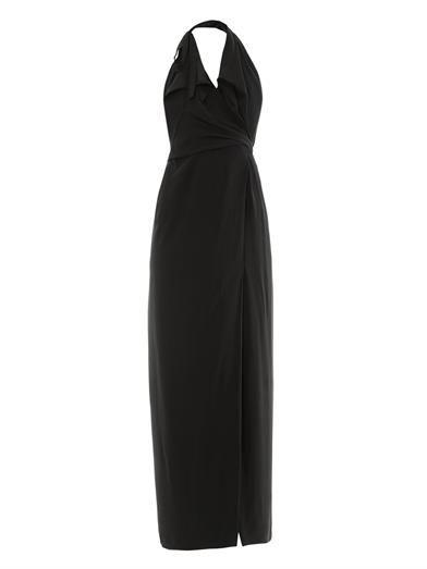 Vivienne Westwood Gold Label Carla silk-georgette gown