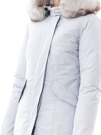 Woolrich John Rich & Bros Artic fur-trim parka