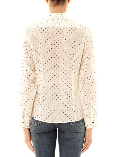 Weekend Max Mara Tropea blouse